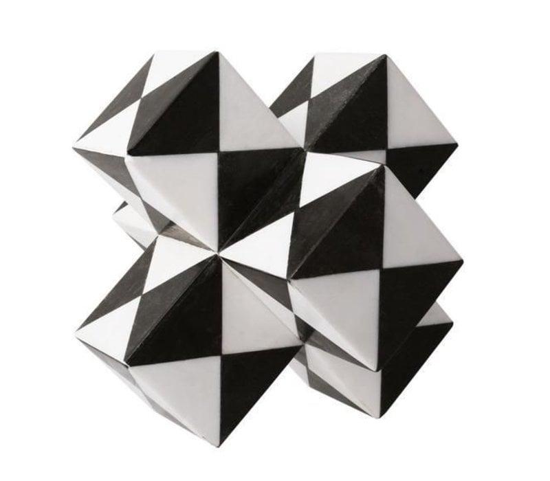 Kelly Wearstler   Marble Trapezoid Standard