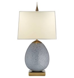 Ciro Table Lamp Grey