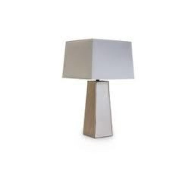 Sicily Table Lamp-Black