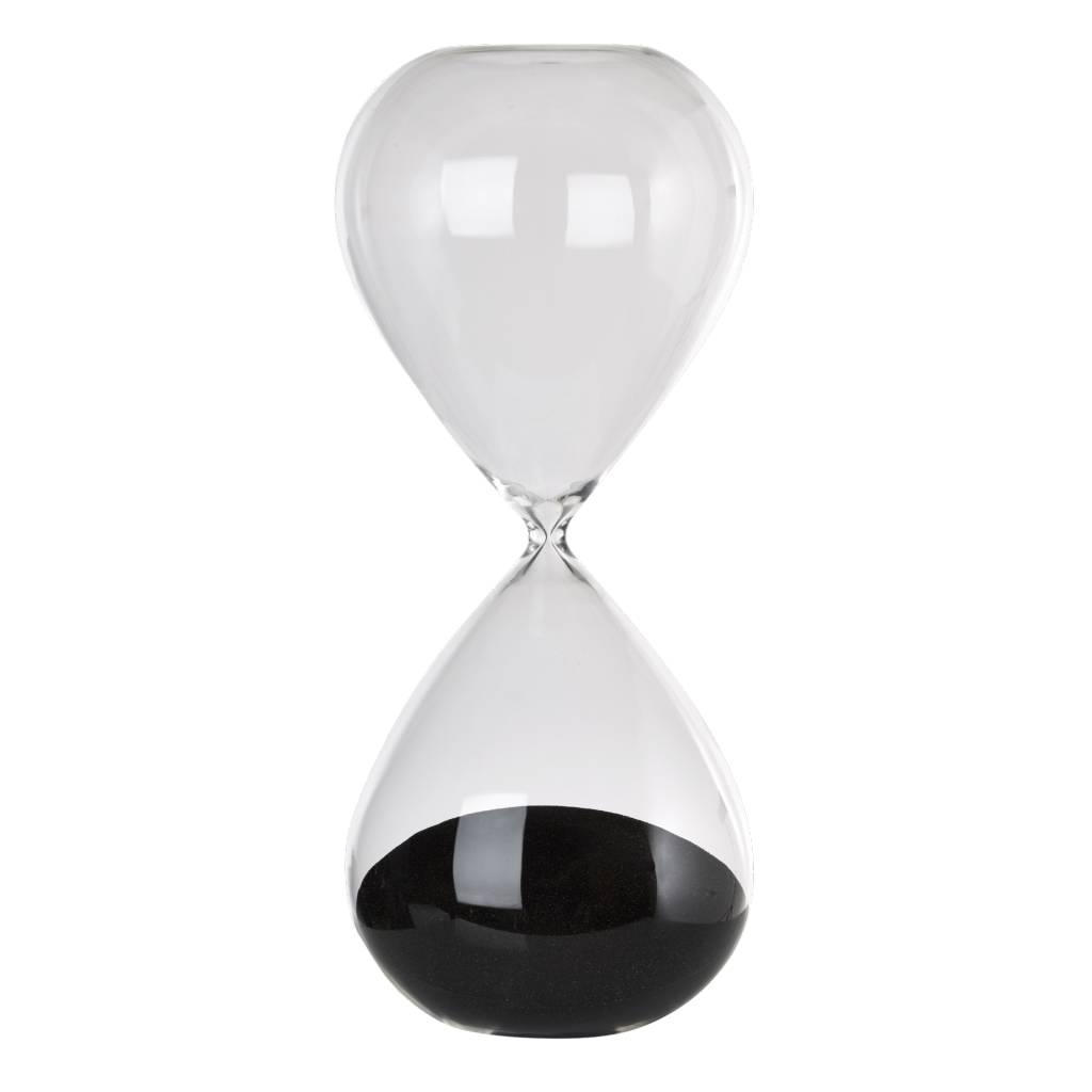 Medium Hourglass- Black