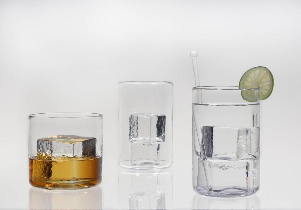 Cotterman Cube Glass