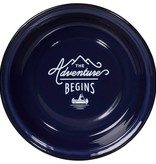 Adventure Enamel Pasta Bowl