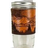 Tactile Park Travel Mug Tan