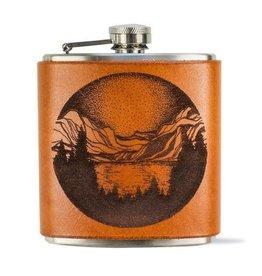 Tactile Park Flask Dark