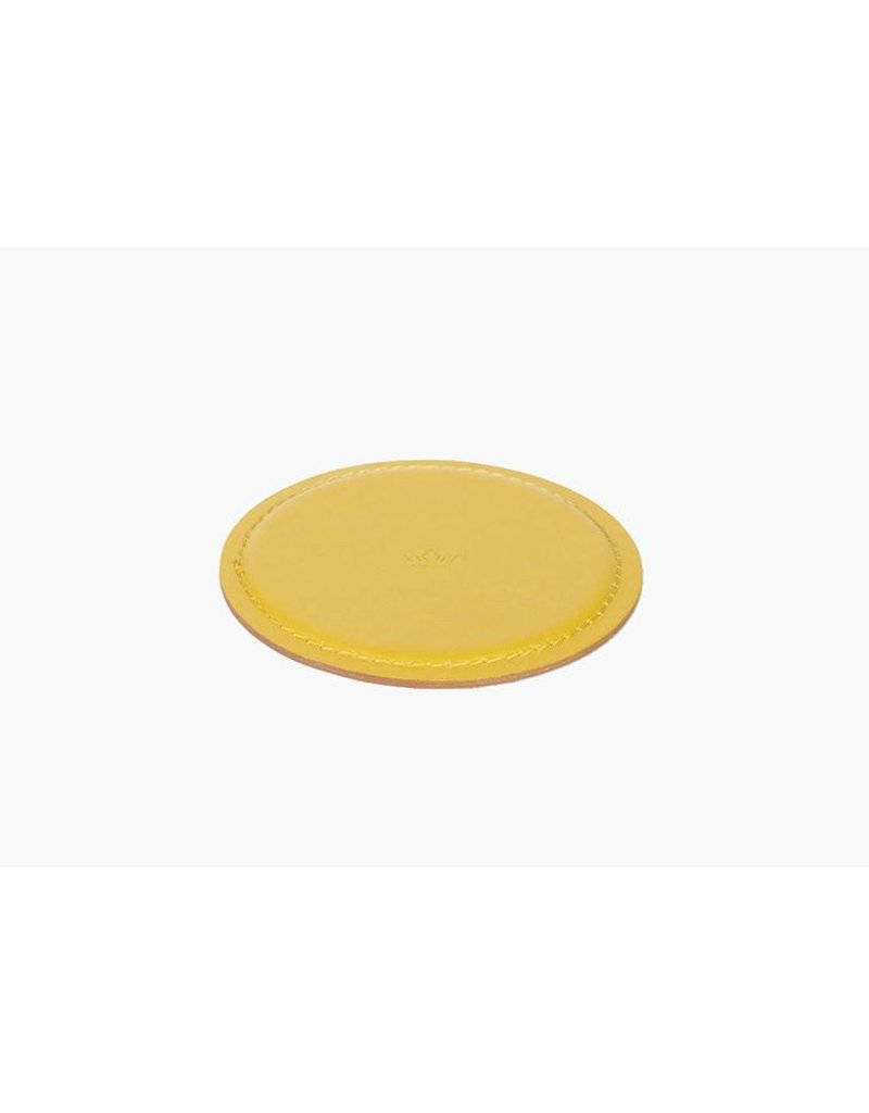 Coaster, Yellow