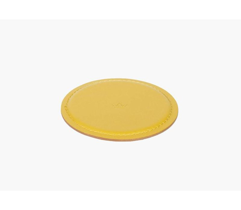 Coaster, Yellow