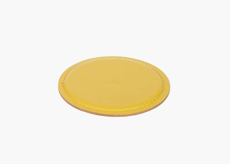 DD Coaster - Yellow