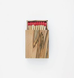 Ambrosia Maple Matchbox, Small