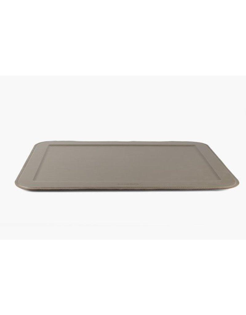 XL Rectangular Tray, Grey