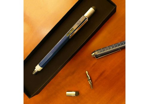 Iron Glory Tool Pen, Blue