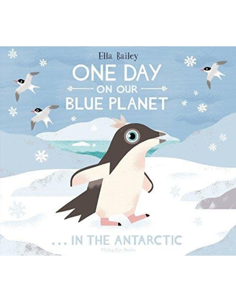 One Day on Our Blue Planet . . . in the Antarctic