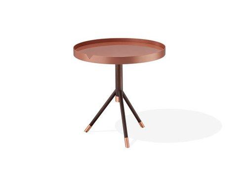 Chrome Side Table