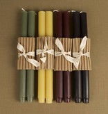 "12"" Natural Pair Candles - GreenTree"
