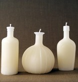 Bitters Faceted Bottle - GreenTree