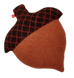 DW Acorn Cushion Brown