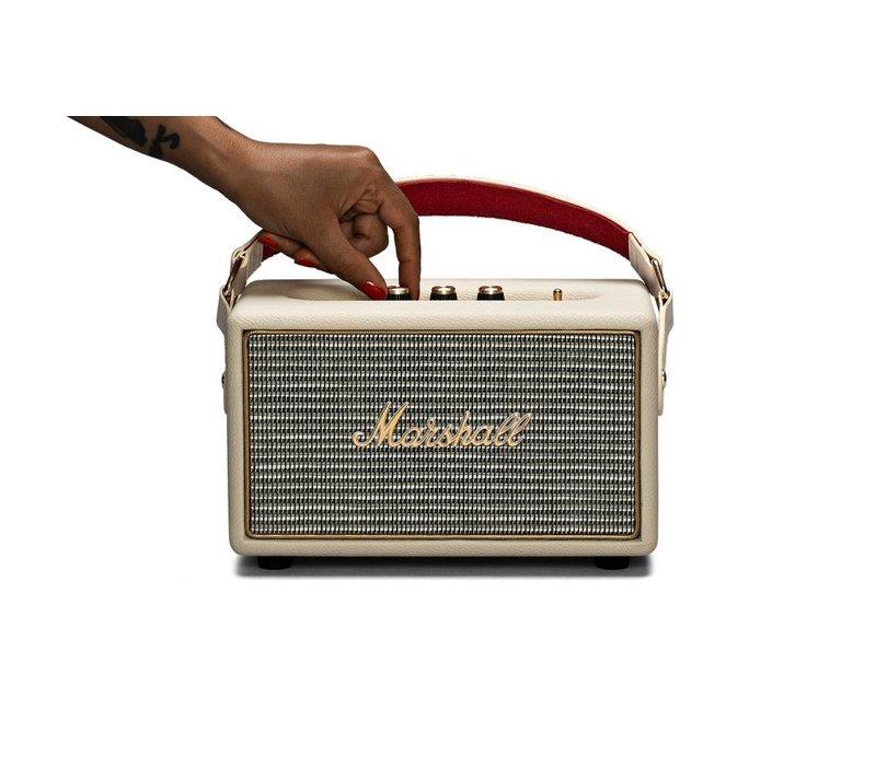 Kilburn Steel Speaker, Cream