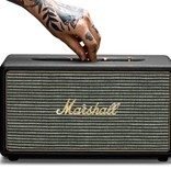 Stanmore WiFi Black Speaker - Marshall Speaker