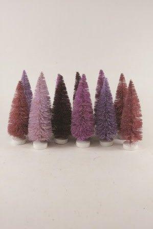 Purple Hue Trees s/o 12 - CF