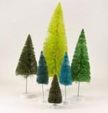 Green Rainbow Tree s/o 6 - CF