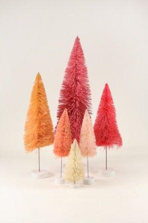 Pink Rainbow Trees s/o 6 - CF