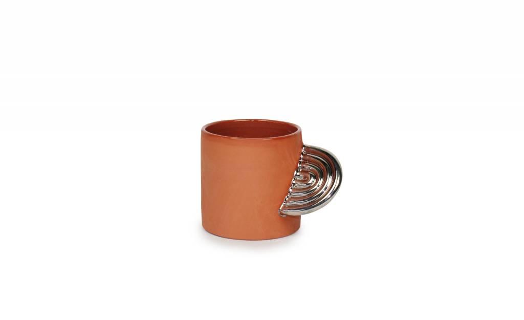 Orange Coffee Mug - MD