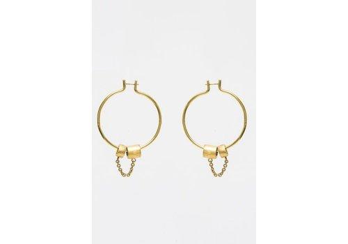 Everlin Hoop Earrings