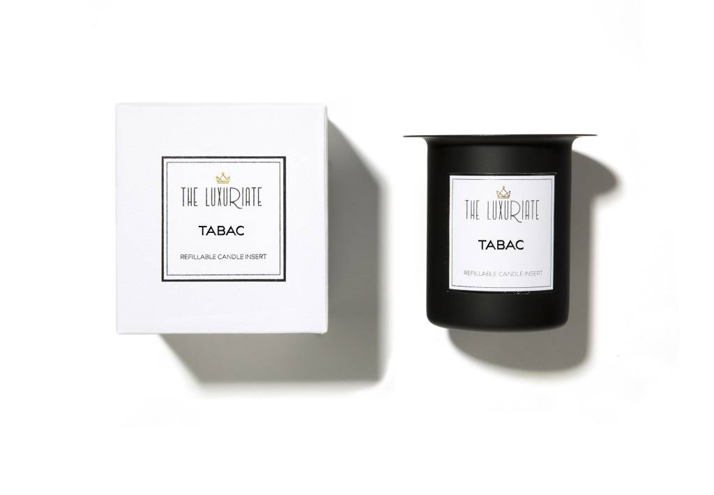 Luxuriate Tabac Candle Insert