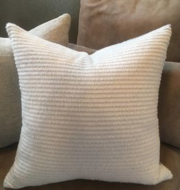 Alpaca French Vanilla Pillow - Sandra Jordan