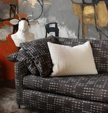 "Radley 90"" Sofa, Feather Cloud Back/Seat, Coco Chocolate FB11285-O"