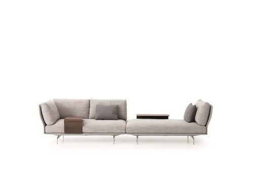 Avant Apres Sectional with Tables
