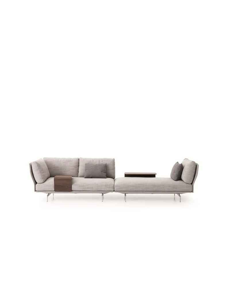 Saba | Avant Apres Sectional with Tables