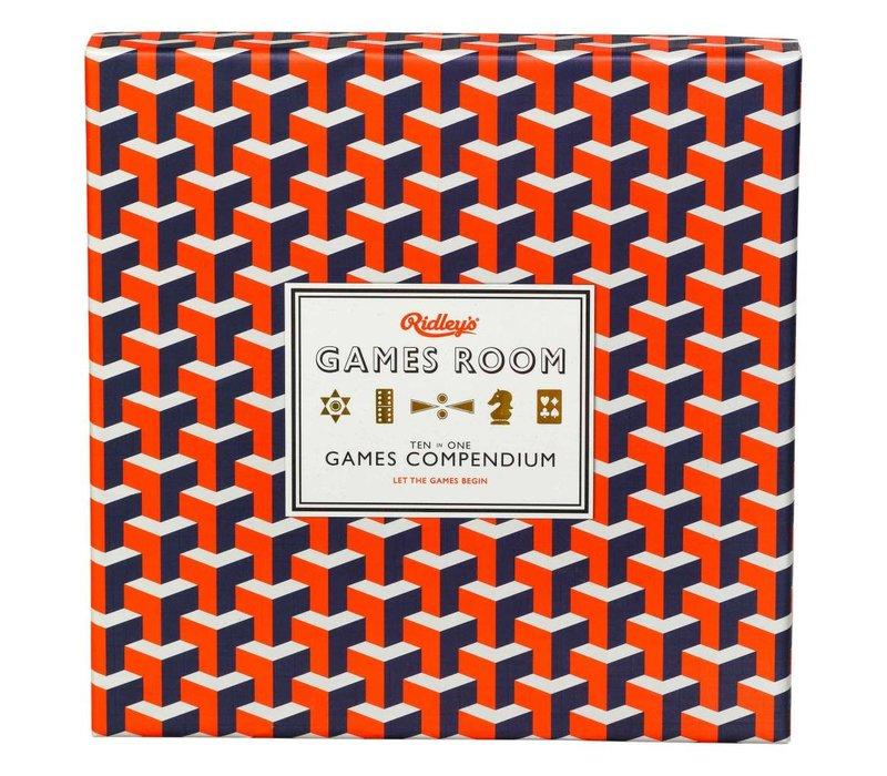 Games Room Compendium