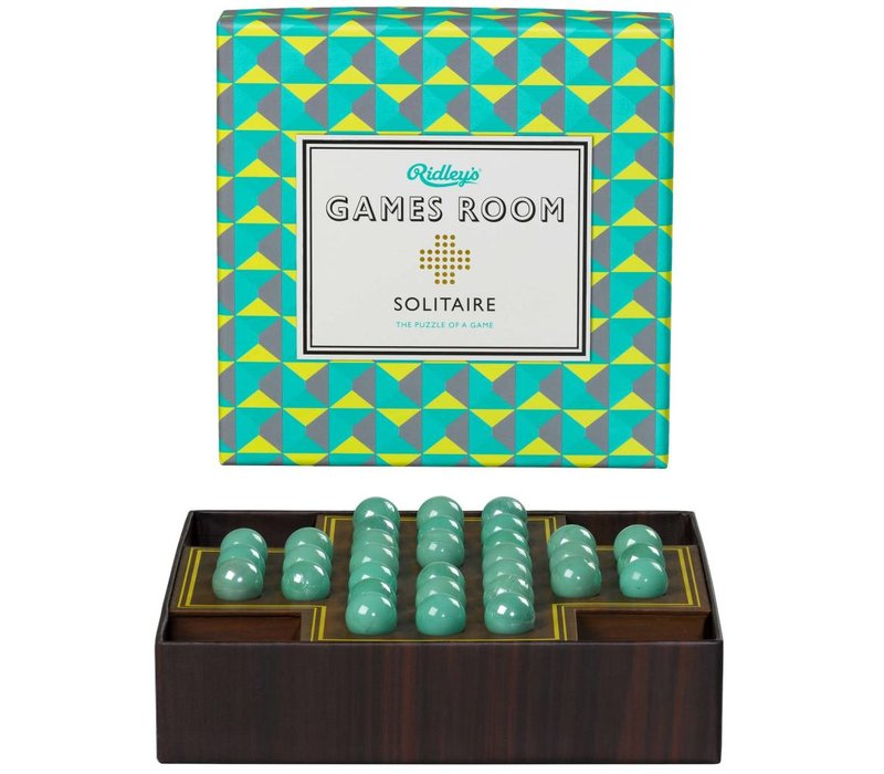 Games Room Solitaire