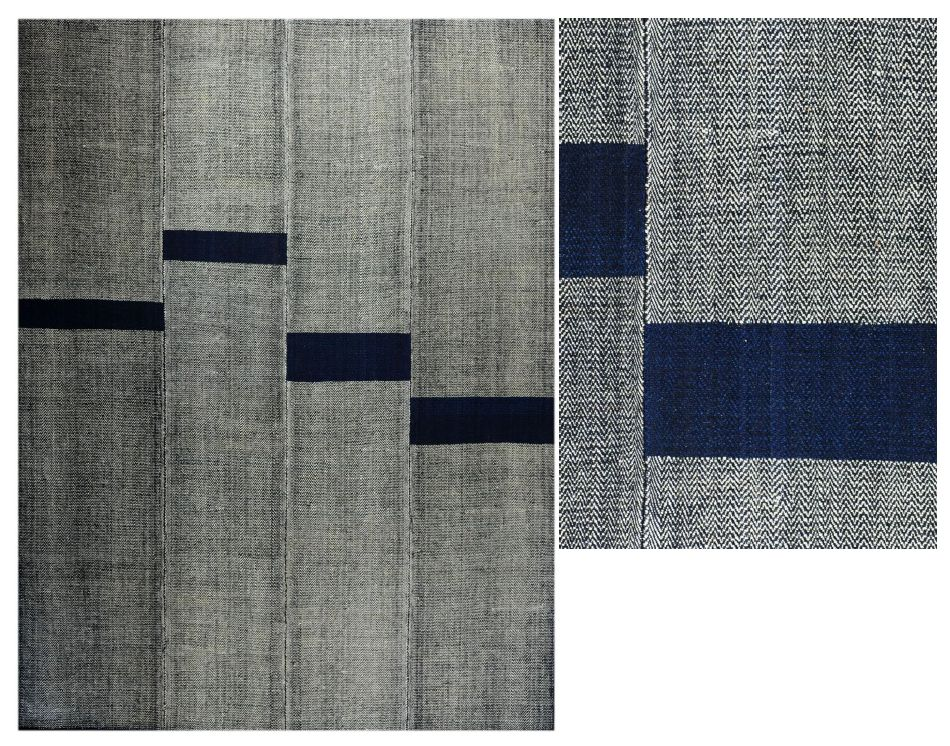 Amadi MC17045 9'4X16'6 Handwoven Herringbone