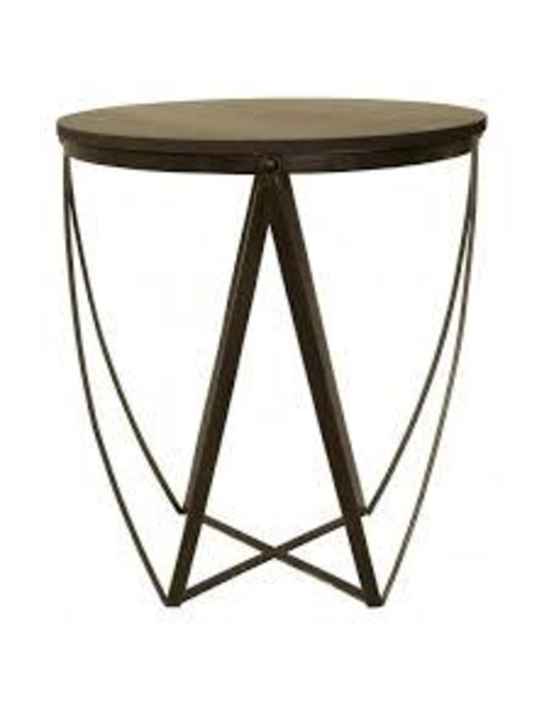 Diagram Side Table