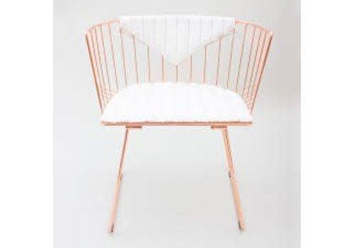 Captain Chair Copper with Bikini