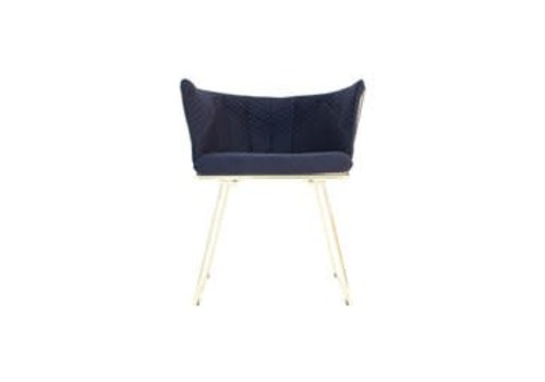 Captain Chair Copper with Cover