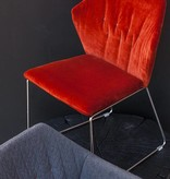 New York Arm Chair Chrome