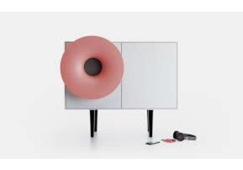Caruso Cabinet w/Bluetooth Speaker