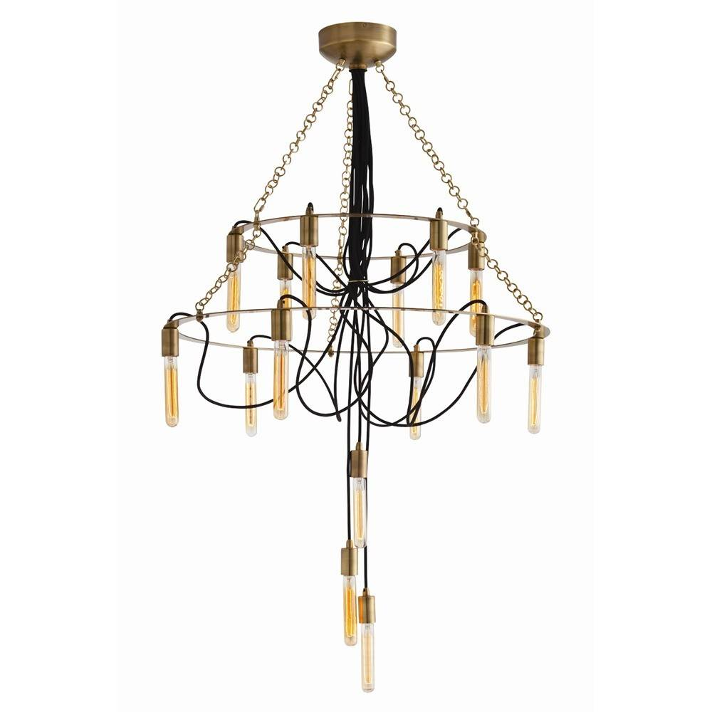 Winston fixed two tier chandelier architects wife winston fixed two tier chandelier arubaitofo Image collections