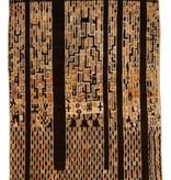 Amadi MC15256 5'1 x 8'9 Brown/Orange/Gold *CS*