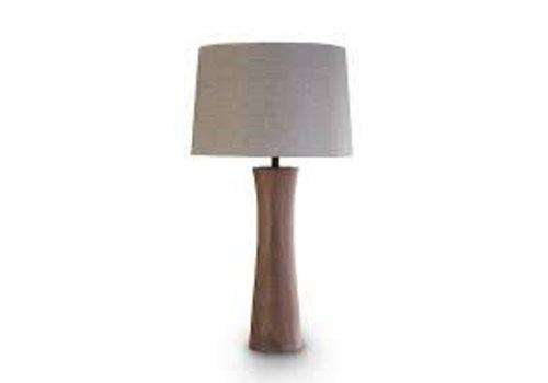 Como Lamp Walnut