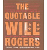 The Quotable Will Rogers Book