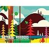 Natural Wonders: A Patrick Hruby Coloring Book