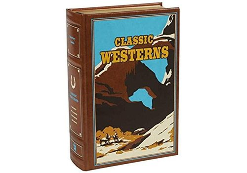 Classic Westerns (Leather-bound Classics)