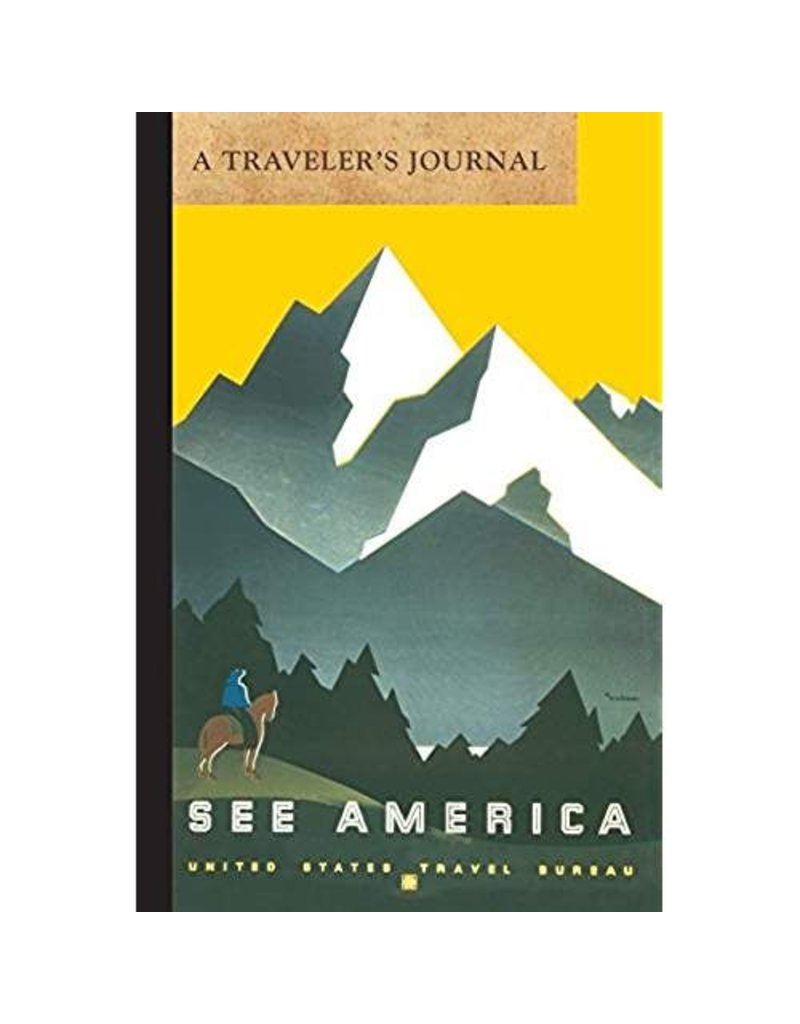 See America, Mountains: A Traveler's Journal