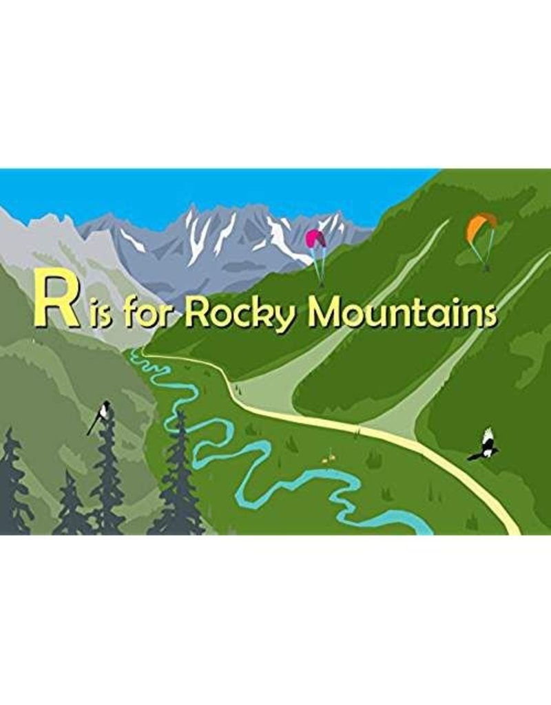 R is For Rocky Mountains