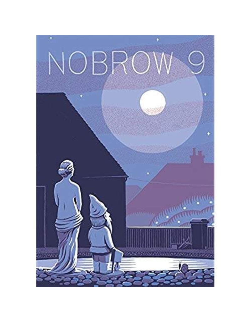 Nobrow 9: It's Oh So Quiet
