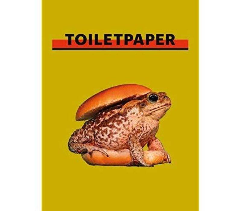 Product Details 2: Maurizio Cattelan & Pierpaolo Ferrari: Toilet Paper Volume II Platinum Collection