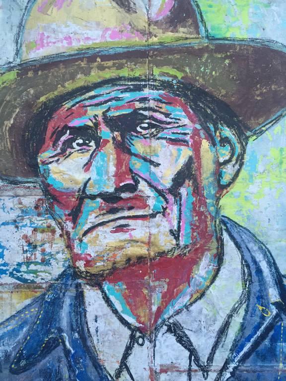 Geronimo, Wallace is Art *CS